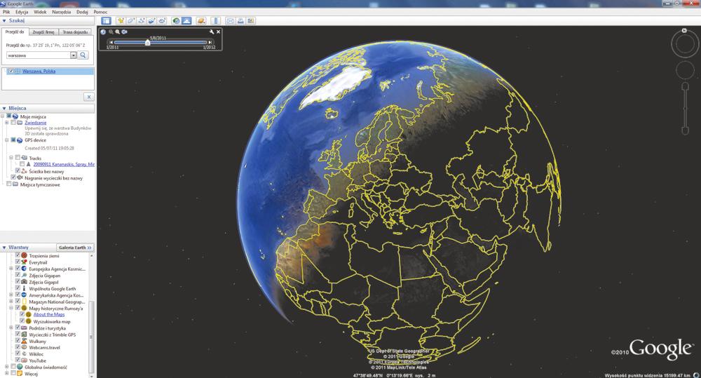 Tajemnice Google Earth Internet Pc Format