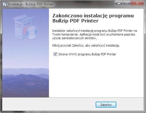 ghostscript lite for bullzip pdf printer