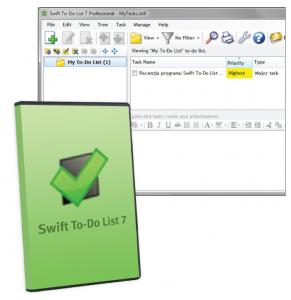Test Swift To-Do List 7 Professional - zadania pod ręką