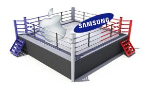 Apple kontra Samsung