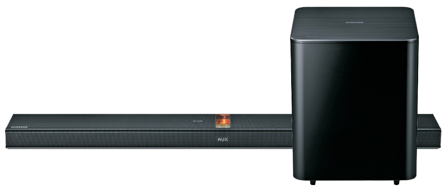 "HW-F750 46"" Soundbar with Valve Amplifier | HW-F750/XU | Samsung UK"