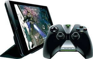 Test tabletu Nvidia Shield