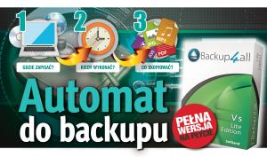 Automat  do backupu