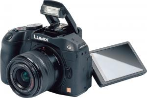 Test aparatu Panasonic Lumix DMC-G6K