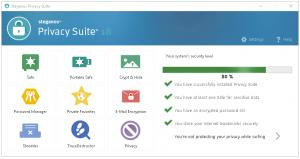 Test Steganos Privacy Suite 18