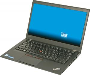Test Lenovo ThinkPad T460s