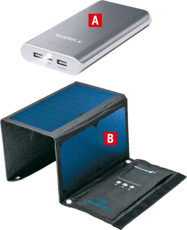 70467ac7bcdc5 Nie bez powodu znajduje się na miejscu pierwszym – w dobie elektronicznych  gadżetów to niezbędne narzędzie. Wybierając powerbank, sprawdź jego  pojemność i ...