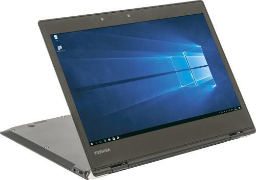 Test laptopa Toshiba Portege X20W