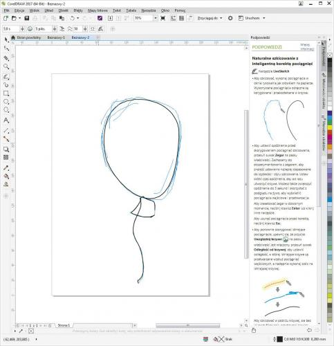 Test CorelDRAW Graphics Suite 2017