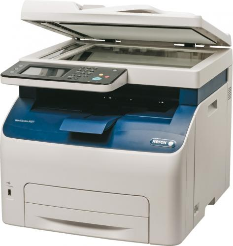 Test Xerox WorkCentre 6027