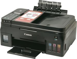 Test drukarki Canon Pixma G4400