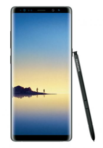 Test Samsung Galaxy Note 8