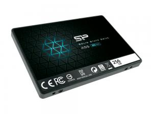 Test dysku Silicon Power Ace A55 256 GB