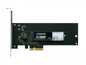 Test dysku Kingston KC1000 NVMe PCIe 240 GB