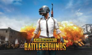 Test gry PlayerUnknowns Battlegrounds