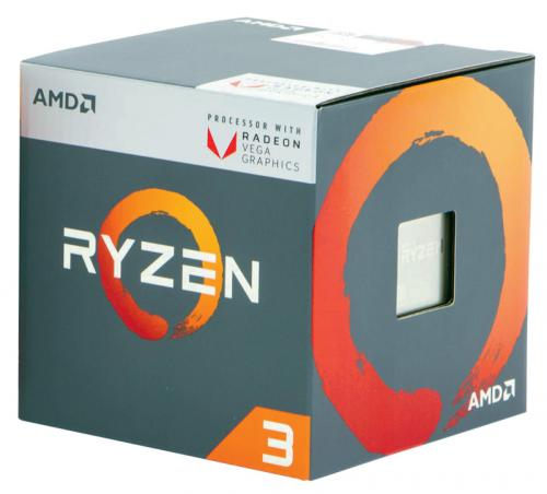 Test AMD Ryzen 3 2200G