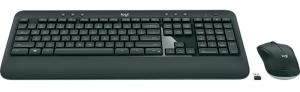 Test Logitech MK540 Advanced