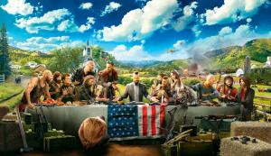 Test gry Far Cry 5
