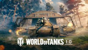 Test gry World of Tanks 1.0