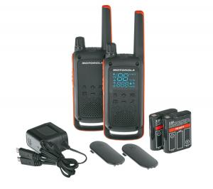 Test Motorola T82 Talkabout Twin Pack