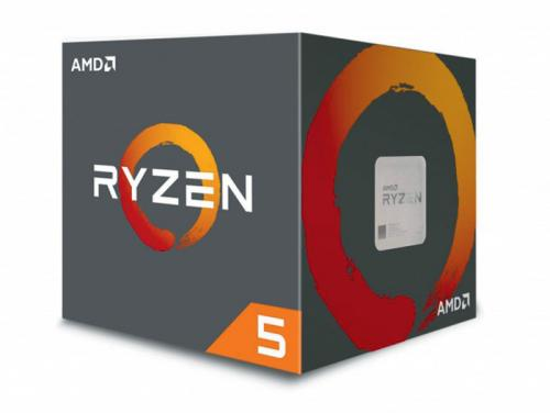 Test AMD Ryzen 5 2600X