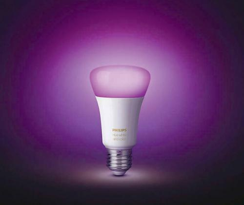 Test Philips Hue White and Color Ambiance
