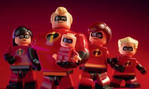 Test gry LEGO Iniemamocni