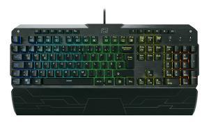Test klawiatury Lioncast LK300 RGB