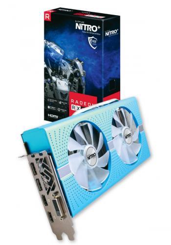 Test karty Sapphire Nitro+ Radeon RX 590