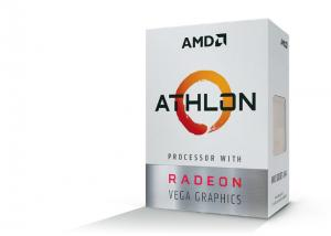 Test procesora AMD Athlon 200GE