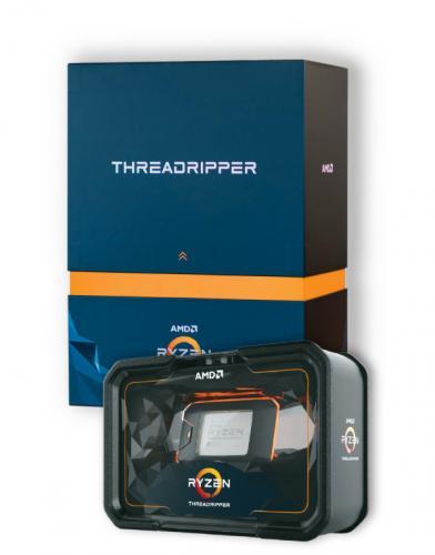 Test procesora AMD Ryzen Threadripper 2920X