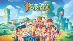 Test gry My Time At Portia