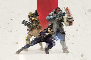Test gry Apex Legends