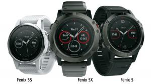 Test Garmin Fenix 5