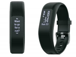 Test Garmin Vivosmart 3
