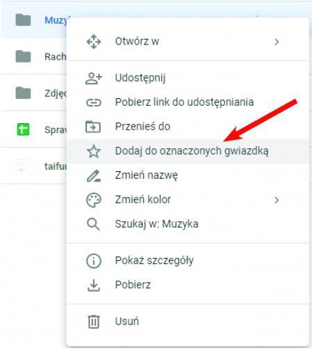 Jak zorganizować Dysk Google'a