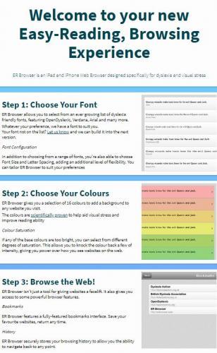 er browser