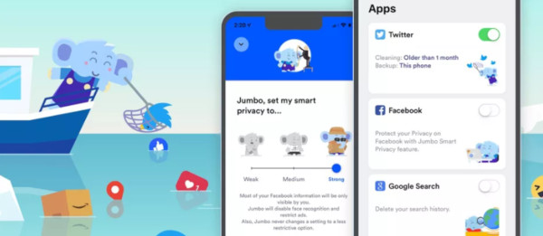 Jumbo pomoże zadbać o prywatność w sieci