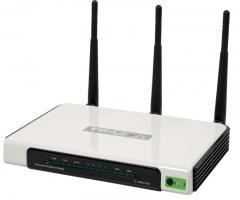 Nowe funkcje routera
