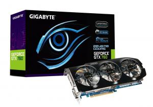 Gigabyte GeForce GTX 760 Overclock Edition