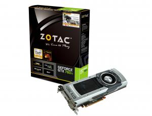 GeForce GTX 780 Ti od Zotac