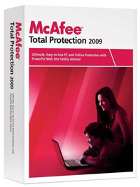 McAfee do Windows 7