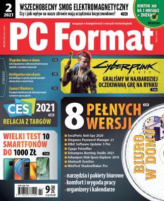 Zaprenumeruj PCFormat – darmowa wysyłka Pocztą Polską