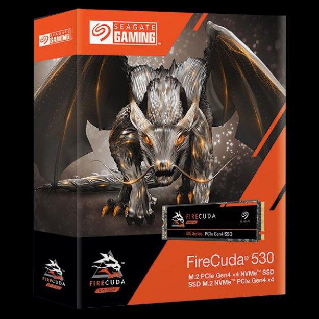 Seagate FireCuda 530 2 TB – najszybszy dysk 2021 roku