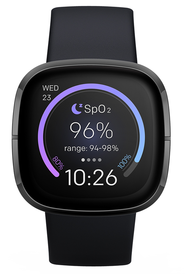 Smartwatch FitBit - OLED