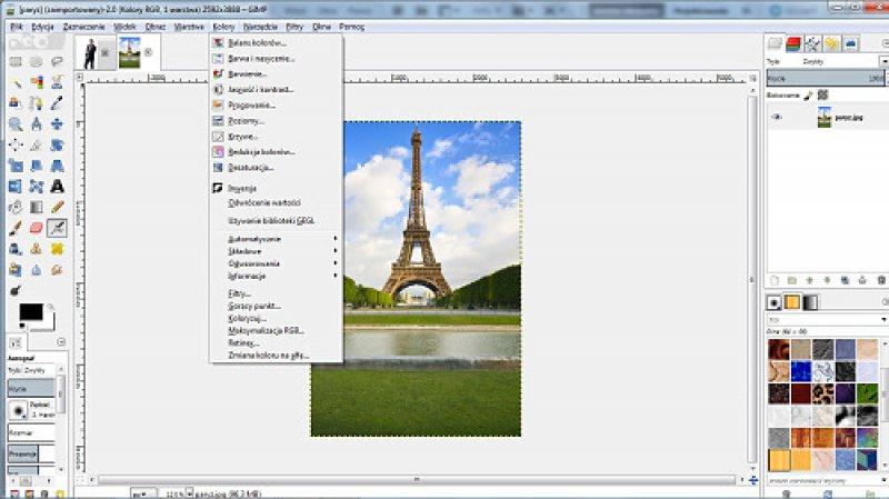 TÉLÉCHARGER GIMP 2.10.2