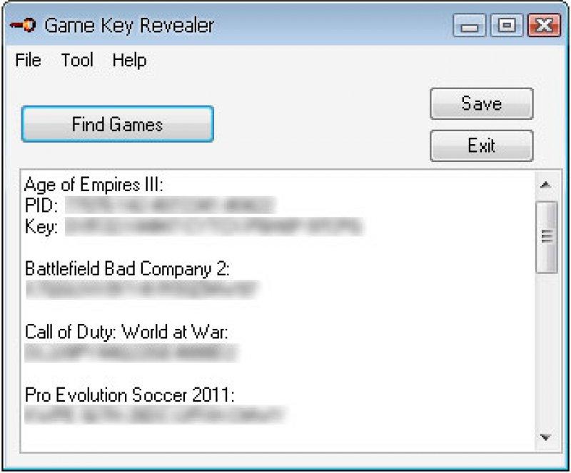 Game Key Revealer 1.6.4 - PC Format - pobierz, ściągnij ...
