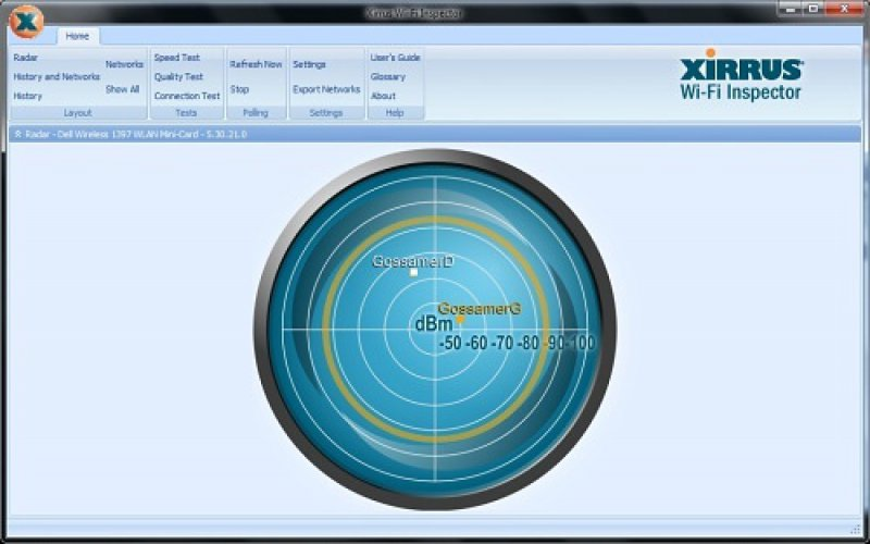 Xirrus wi fi inspector and stealinng hackers tool v1 01 11