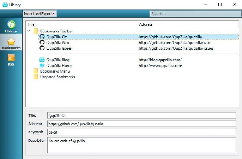 QupZilla 2 0 0 - PC Format - pobierz, ściągnij, download