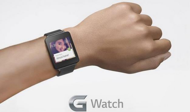 LG G Watch - smartwatch z Android Wear